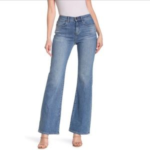 Current/Elliott The Scooped Jarvis Bootcut Jeans